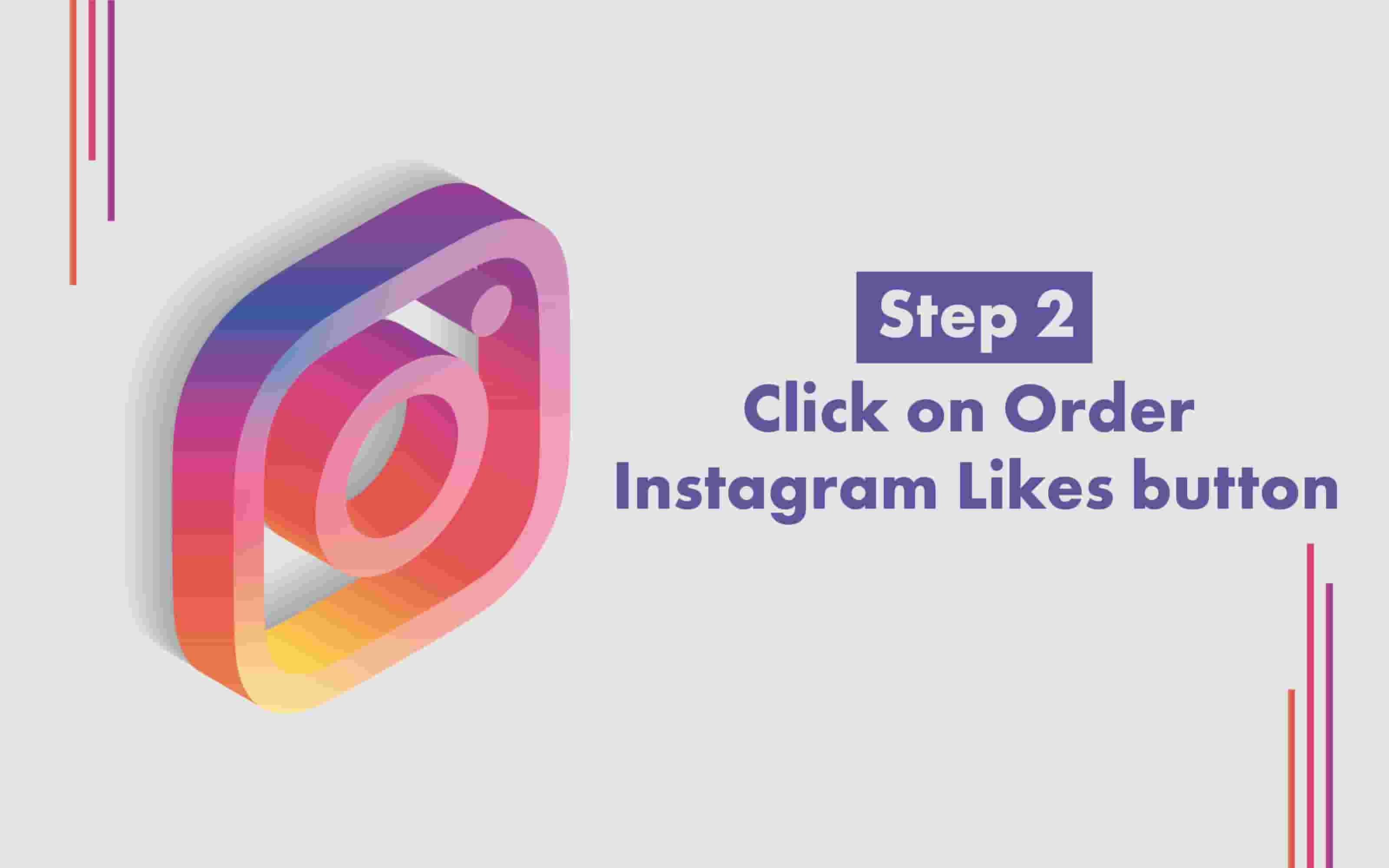 How to Buy Instagram Likes step 2