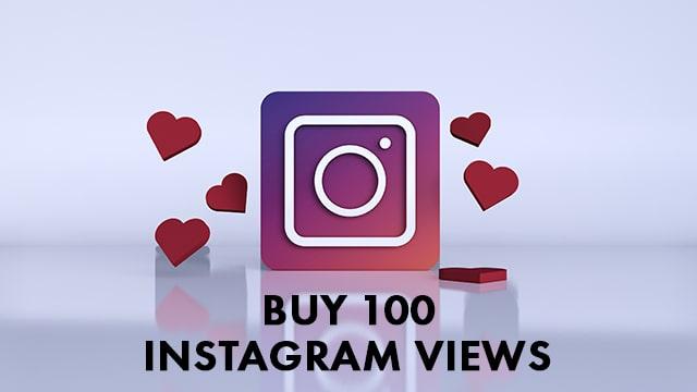 Buy 100 Instagram Views