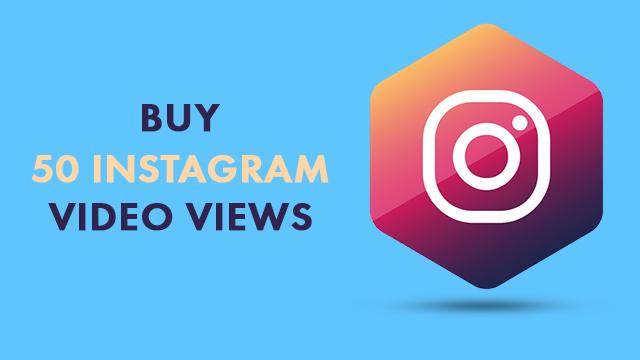 Buy 50 Instagram Video Views