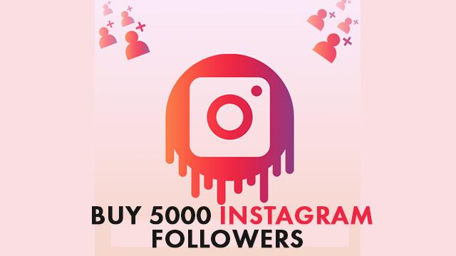 Buy 5000 Instagram Followers