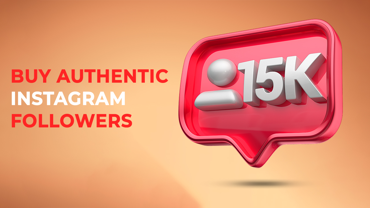 Buy Authentic Instagram Followers
